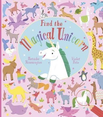 Find the Magical Unicorn -