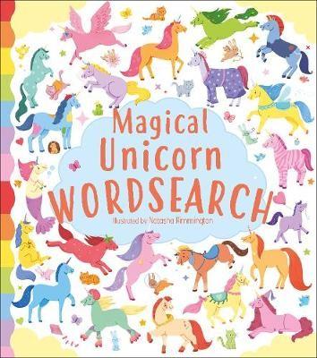 Magical Unicorn Wordsearch -