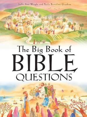The Big Book Of Bible Questions - pr_210867