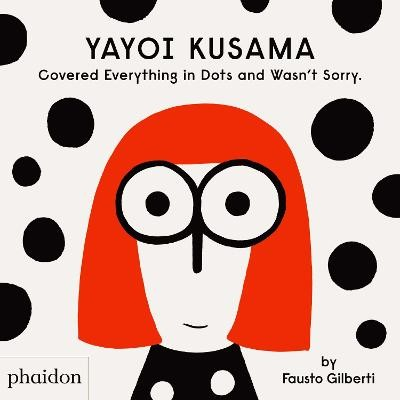 Yayoi Kusama Covered Everything in Dots and Wasn't Sorry. - pr_1748359