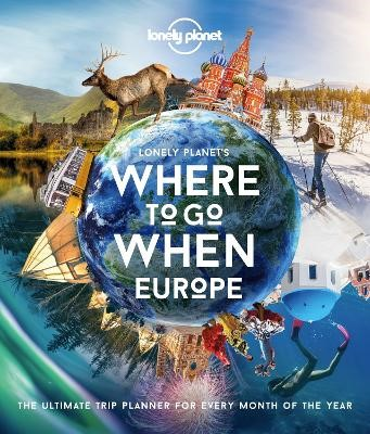 Lonely Planet's Where To Go When Europe - pr_1832243