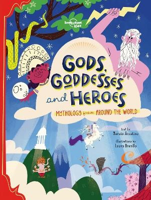 Gods, Goddesses, and Heroes -