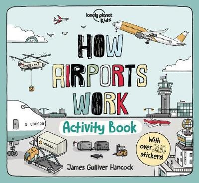 How Airports Work Activity Book - pr_1790376