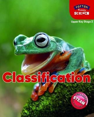 Foxton Primary Science: Classification (Upper KS2 Science) - pr_1741070
