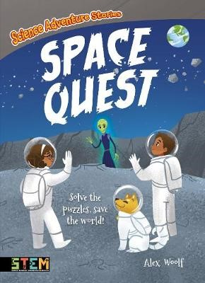 Science Adventure Stories: Space Quest -