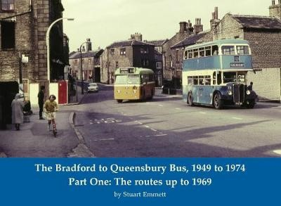 The Bradford to Queensbury Bus, 1949 to 1974 - pr_17334
