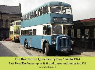 The Bradford to Queensbury Bus, 1949 to 1974 - pr_17333