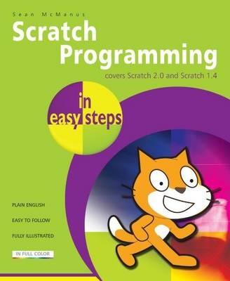 Scratch Programming in Easy Steps -