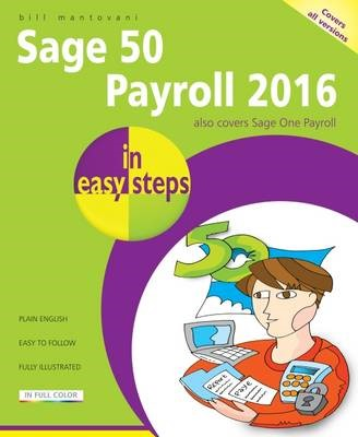 Sage 50 Payroll 2016 in Easy Steps - pr_20842