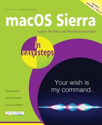 macOS Sierra in easy steps - pr_20828