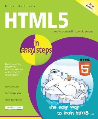 HTML5 in easy steps - pr_20872