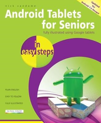 Android Tablets for Seniors in easy steps - pr_25017