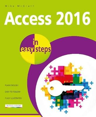 Access 2016 in Easy Steps -