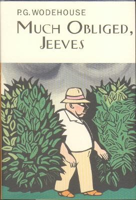Much Obliged, Jeeves -