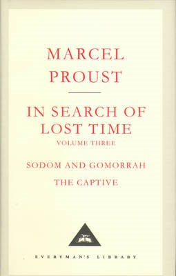 In Search Of Lost Time Volume 3 -