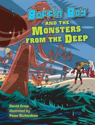Boffin Boy and the Monsters from the Deep -