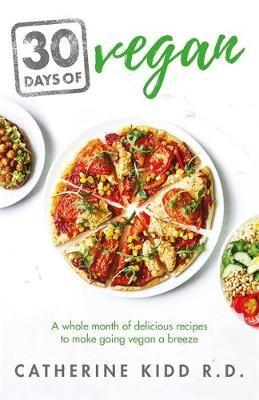 30 Days of Vegan -