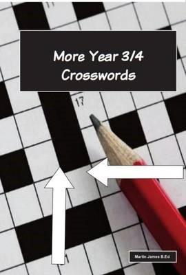 More Year 3-4 Crosswords - pr_214556