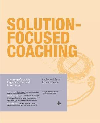 Solution-Focused Coaching -