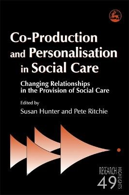 Co-Production and Personalisation in Social Care - pr_334926