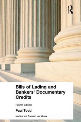 Bills of Lading and Bankers' Documentary Credits - pr_32223
