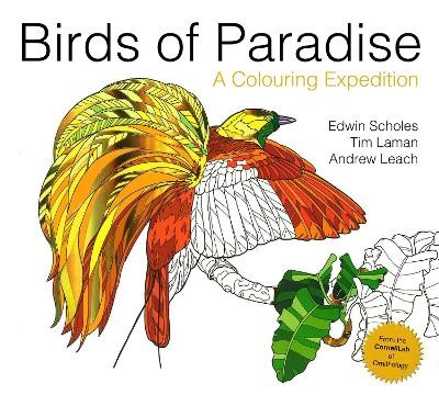 Birds of Paradise: A colouring expedition - pr_1775748
