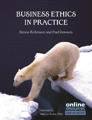 Business Ethics in Practice -