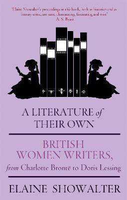 A Literature Of Their Own - pr_71287