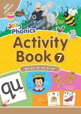 Jolly Phonics Activity Book 7 -