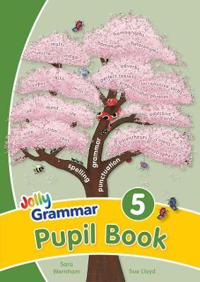 Grammar 5 Pupil Book -