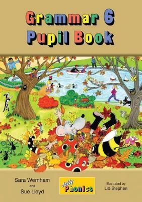 Grammar 6 Pupil Book -
