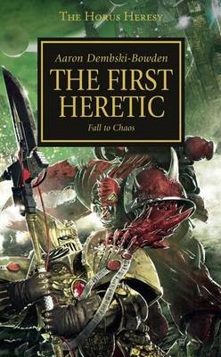 Horus Heresy: The First Heretic - pr_2118