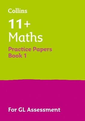 11+ Maths Practice Papers Book 1 - pr_58357