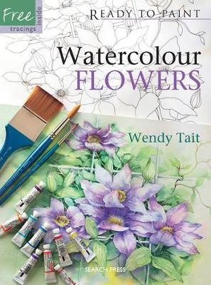 Ready to Paint: Watercolour Flowers - pr_62104