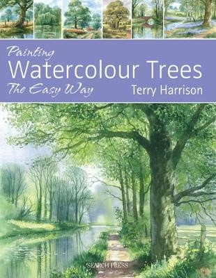 Painting Watercolour Trees the Easy Way -
