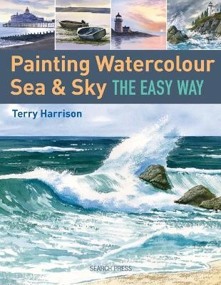 Painting Watercolour Sea & Sky the Easy Way -