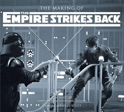 Making of the Empire Strikes Back -