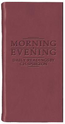 Morning And Evening - Matt Burgundy -
