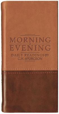 Morning And Evening - Matt Tan/Burgundy -
