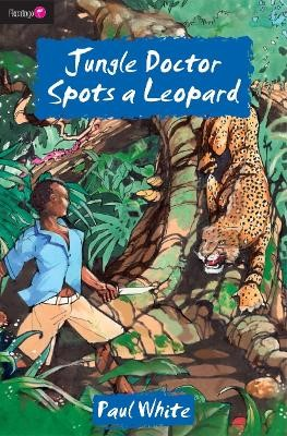 Jungle Doctor Spots a Leopard -