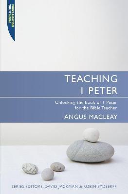 Teaching 1 Peter -