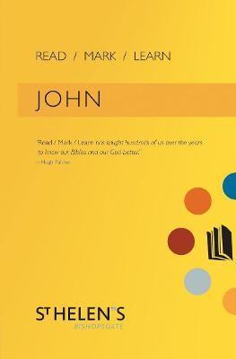 Read Mark Learn: John -