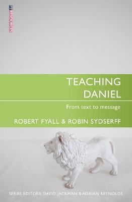 Teaching Daniel -