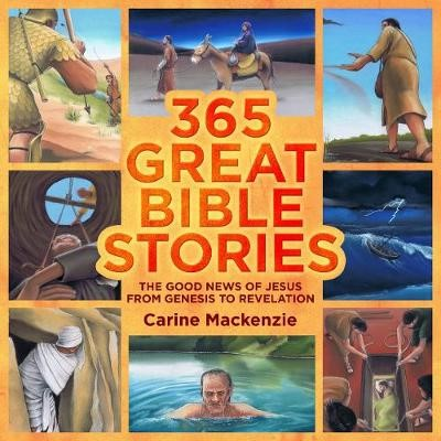 365 Great Bible Stories -