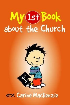 My First Book About the Church - pr_249158