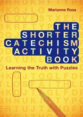 The Shorter Catechism Activity Book - pr_51343