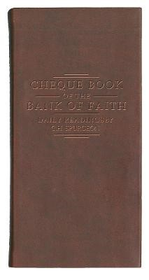 Chequebook of the Bank of Faith - Burgundy -