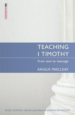 Teaching 1 Timothy - pr_1073