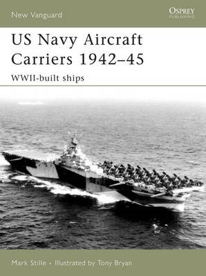 US Navy Aircraft Carriers 1939-45 - pr_16650