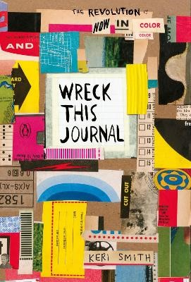 Wreck This Journal: Now in Colour -